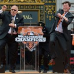Bad enough the Giants won… Gangnam Style?